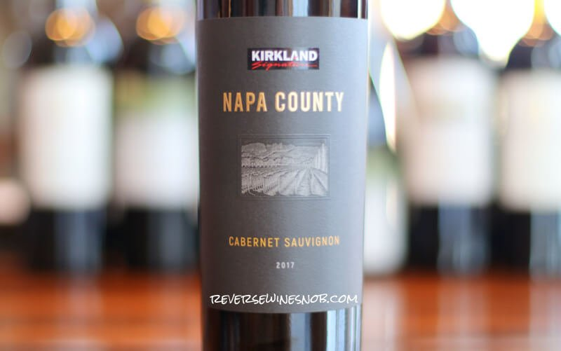 Kirkland Signature Napa County Cabernet Sauvignon - Punches Above Its Price Point