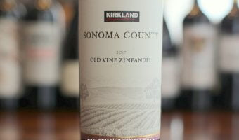 Kirkland Signature Sonoma County Old Vine Zinfandel - Classic Zin At A Great Costco Price