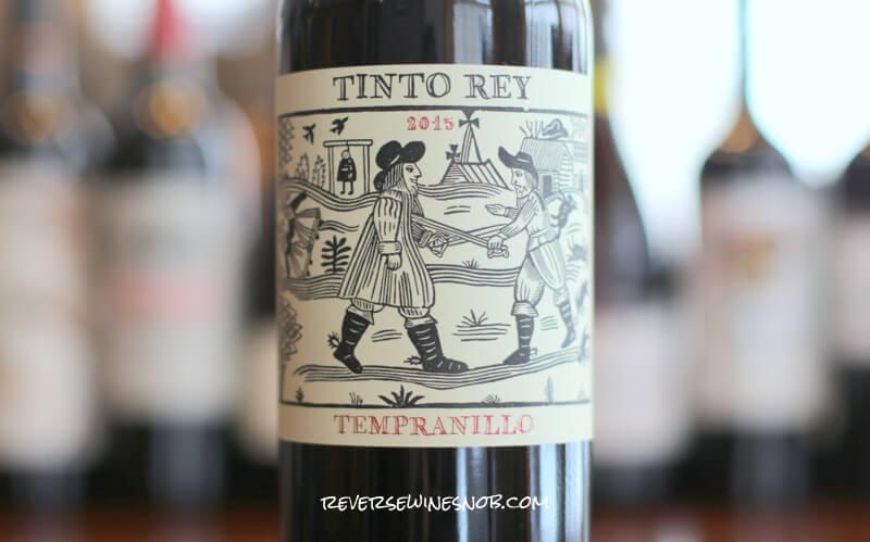 Tinto Rey Tempranillo - Ole!