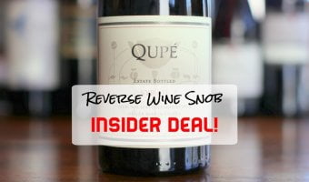 $25 Off Per Bottle INSIDER DEAL! Qupé Bien Nacido Hillside Estate Syrah