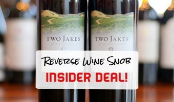 Insider Deal! Two Jakes of Diamonds Cabernet and Merlot - Exceptional