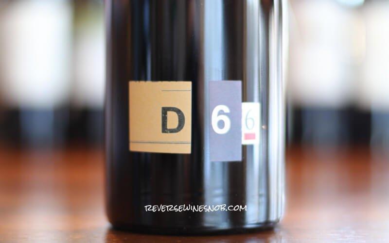 Department D66 Grenache - Big Grenache Goodness