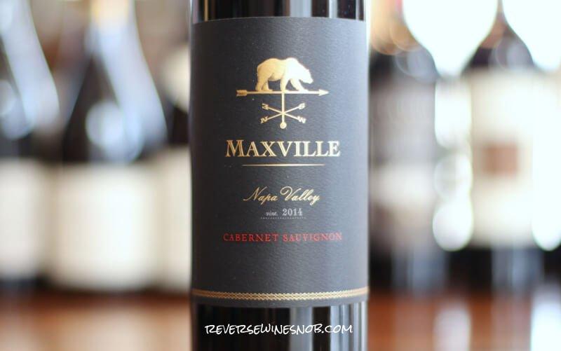 2014 Maxville Napa Valley Cabernet Sauvignon
