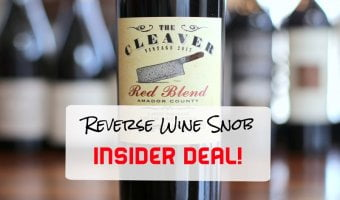 INSIDER DEAL! The Cleaver Red Blend - Carnivore's Delight