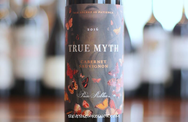 True Myth Cabernet Sauvignon - Real Tasty