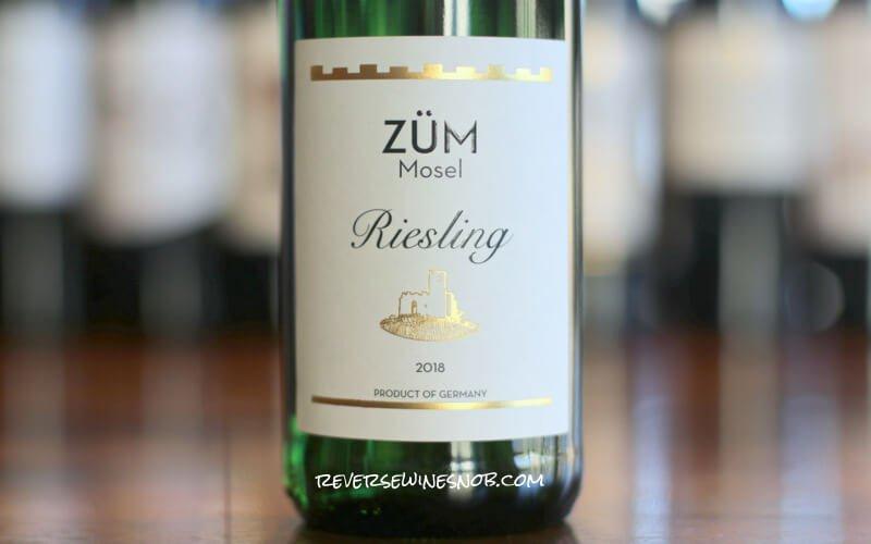 Zum Mosel Riesling - Yummy
