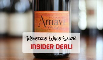 INSIDER DEAL! Amavi Cellars Walla Walla Valley Syrah – Nirvana