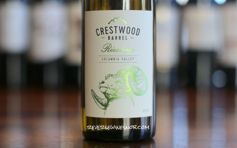Crestwood Barrel Riesling - Sweet and Simple