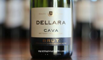 Dellara Cava Brut - Just fine for $6.99