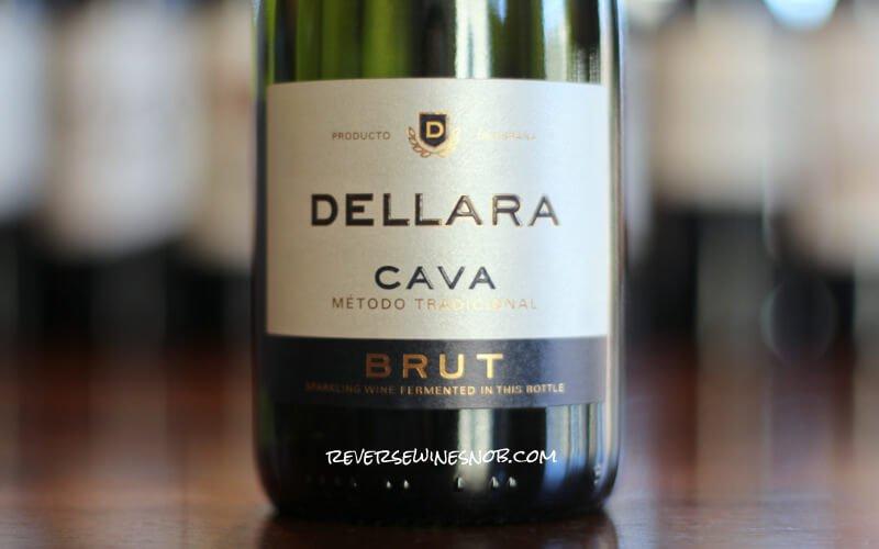 Dellara Cava Brut - Just fine for $6.99