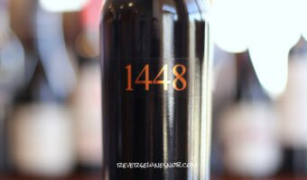 Jeff Runquist 1448 Red Blend – Quite the Gem