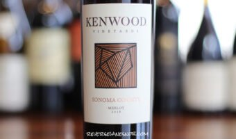 Kenwood Vineyards Sonoma County Merlot - Juicy and Smooth