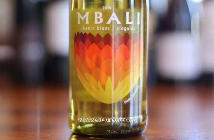 Mbali Chenin Blanc Viognier - A Pretty Little Thing