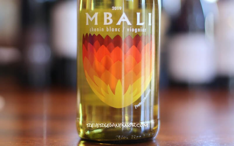 Mbali Chenin Blanc Viognier - A Pretty Little Thing
