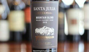 Santa Julia Reserva Mountain Blend - Much More Than Malbec