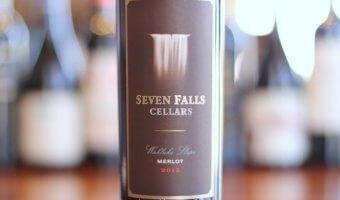 Seven Falls Wahluke Slope Merlot - Coffee and Chocolate