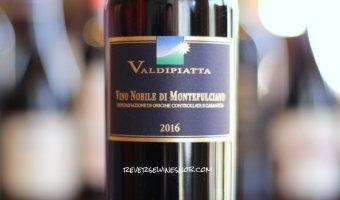 Valdipiatta Vino Nobile di Montepulciano – Super Savory