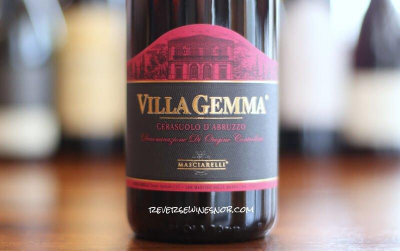 Villa Gemma Cerasuolo d'Abruzzo - Downright Delightful Rosé