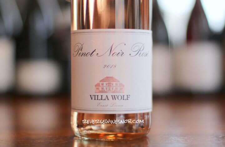 Villa Wolf Pinot Noir Rosé - Instant Refreshment