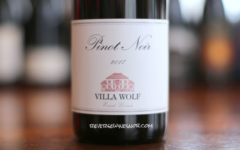 Villa Wolf Pinot Noir – Soft and Easy
