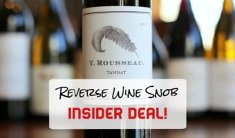 A Tremendous INSIDER DEAL - Tantalizing Tannat $25 Off Per Bottle!