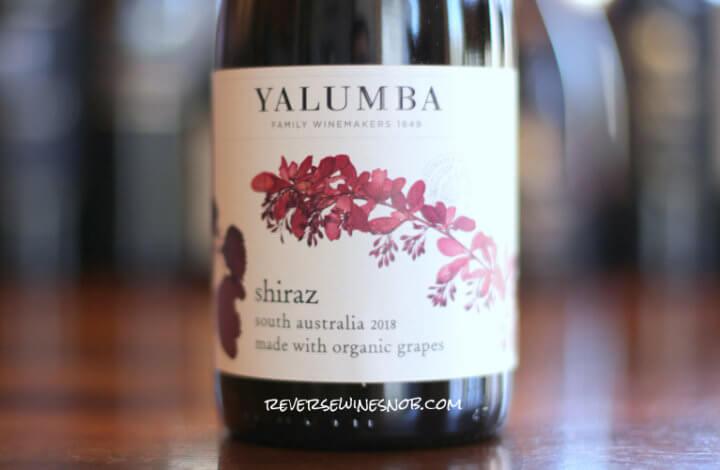 Yalumba Organic Shiraz - A Reliable Buy