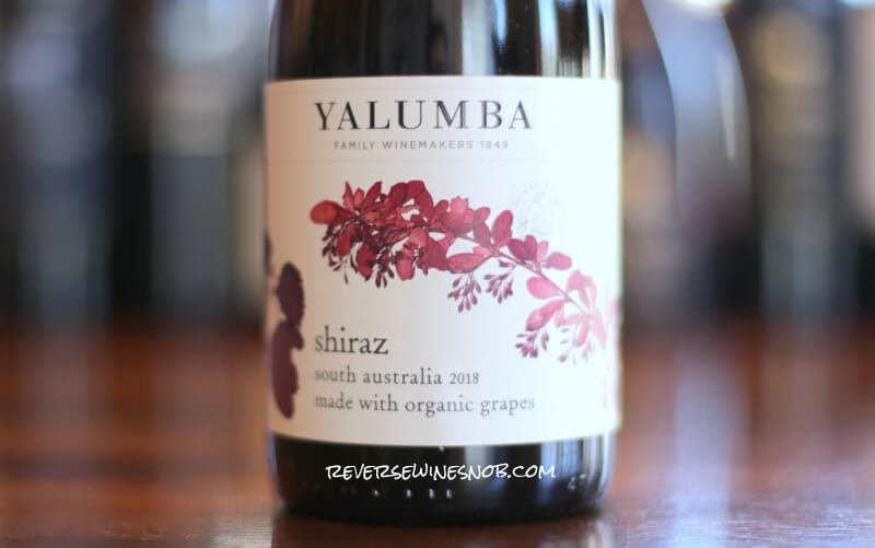 Yalumba Organic Shiraz - A Reliable Buy