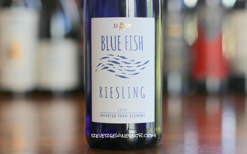 Blue Fish Riesling - A Good Catch