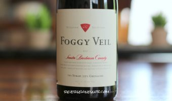 Foggy Veil Hillside Selection Santa Barbara County Red Blend – Clearly Tasty