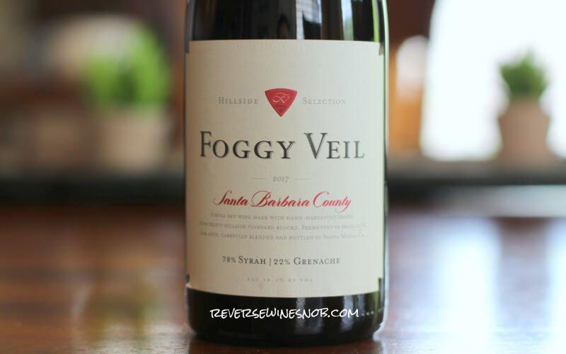 Foggy Veil Hillside Selection Santa Barbara County Red Blend – Clearly Tasty