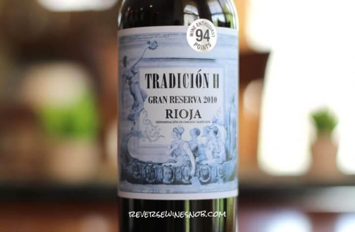 Hidalgo Tradicion H Gran Reserva Rioja - Top-Notch