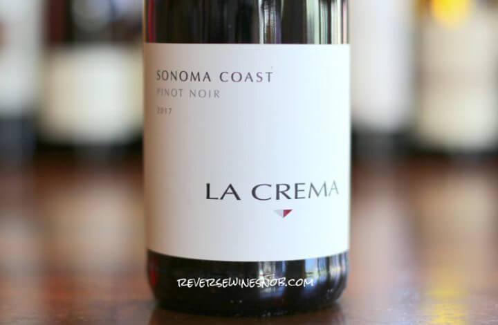 La Crema Sonoma Coast Pinot Noir - Cherry, Cola and Coffee