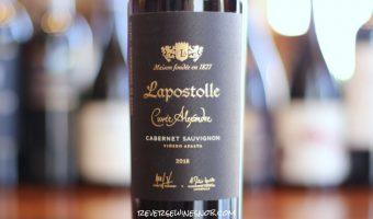 Lapostolle Cuvee Alexandre Cabernet Sauvignon – Tremendously Tasty