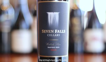 Seven Falls Rapids Red - A Really Good Red Blend