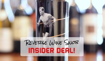 A Knock-Out Insider Deal! Vinum Cellars The Scrapper Cabernet Franc