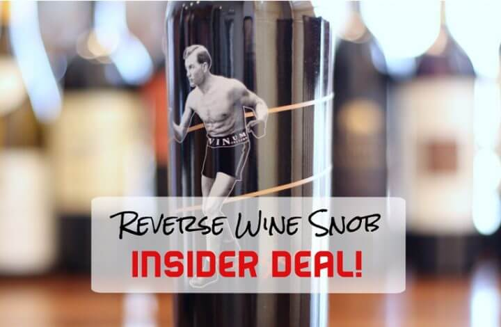 A Knock-Out Insider Deal! Vinum Cellars The Scrapper Cabernet Franc