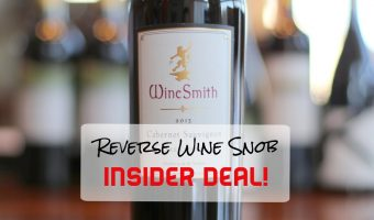 A Dynamically Delicious Insider Deal! The WineSmith Cabernet Sauvignon