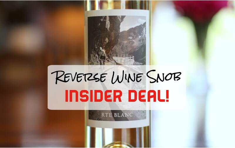 An Elegant and Delicious Insider Deal on Napa Valley Sauvignon Blanc!