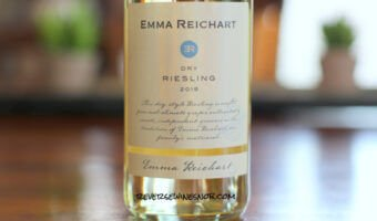 Emma Reichart Dry Riesling - Quite Tasty