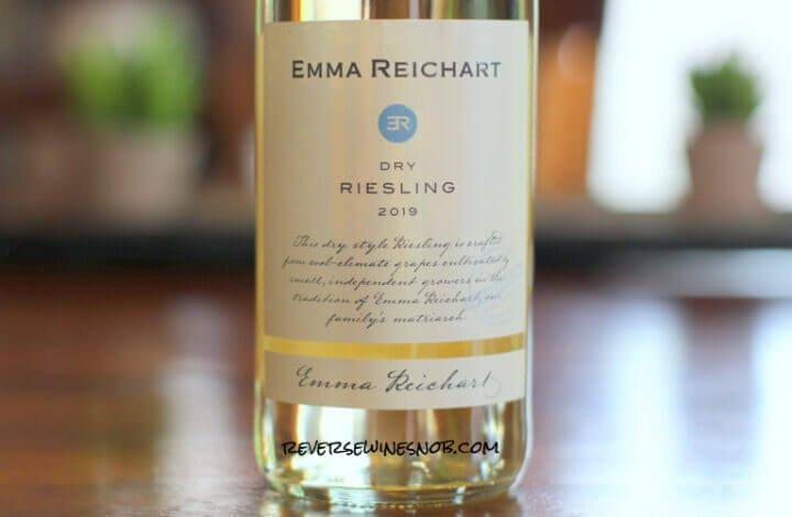 Emma Reichart Dry Riesling - Quite Tasty