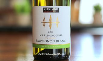 Kirkland Signature Marlborough Sauvignon Blanc – On Point