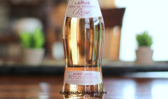 La Rue Cotes de Provence Rosé - Smooth and Easy