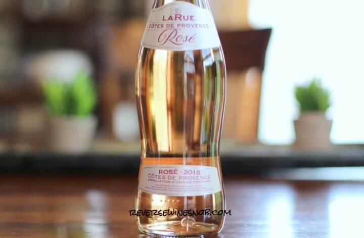 La Rue Cotes de Provence Rosé - Smooth and Easy