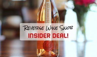 Insider Deal! Mulderbosch Cabernet Sauvignon Rosé - Patio Perfection