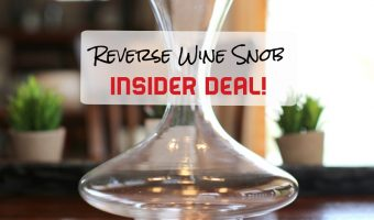 Get Your Decant On With Our Decanter Insider Deal!