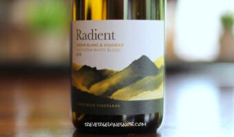 Radient Chenin Blanc Viognier - Another Pine Ridge Copycat