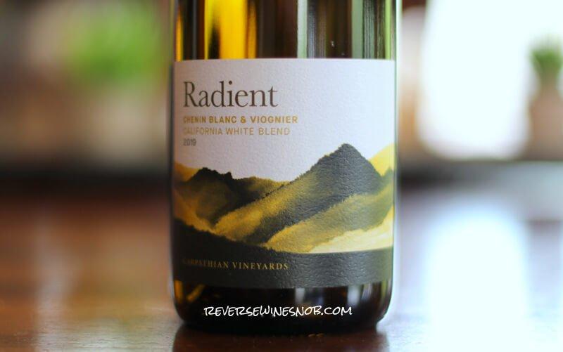 Radient Chenin Blanc Viognier - Another Pine Ridge Copycat