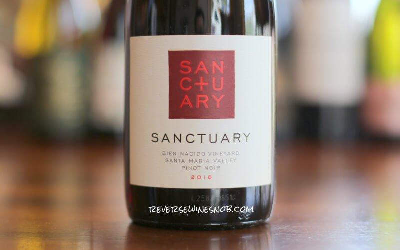 A Heavenly Insider Deal! Sanctuary Bien Nacido Pinot Noir 54% Off