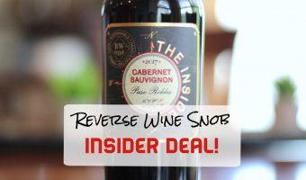 1 Day Insider Deal! Vinum Cellars The Insider Paso Robles Cabernet Sauvignon