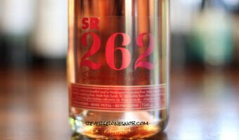 SR262 Sparkling Rosé – The Road To Refreshment